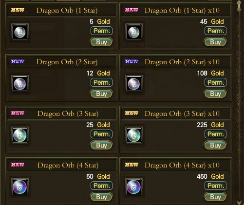 refine orbs for event gold
